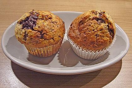 Muffin Bananarama 1