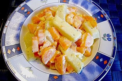 Kohlrabi - Möhren - Gemüse 9