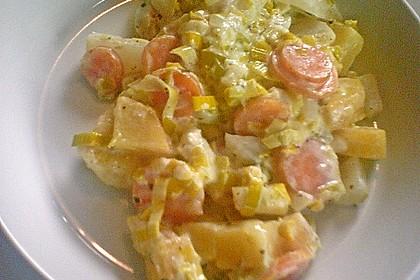 Kohlrabi - Möhren - Gemüse 10