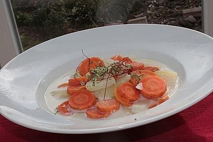 Kohlrabi - Möhren - Gemüse 11