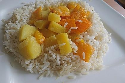 Kartoffel - Kürbis - Curry 10