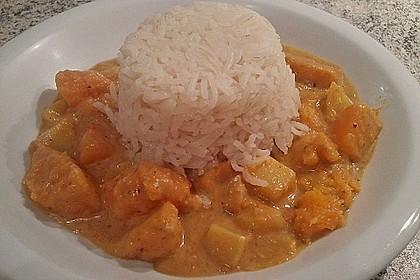 Kartoffel - Kürbis - Curry 16