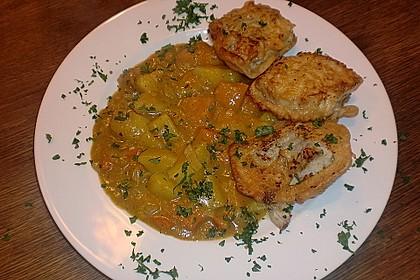 Kartoffel - Kürbis - Curry 21