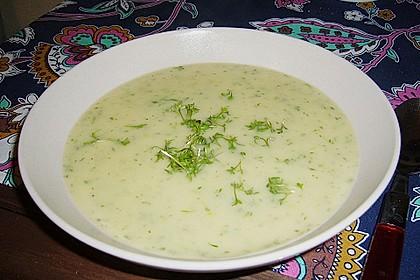 Kresse - Kartoffelsuppe