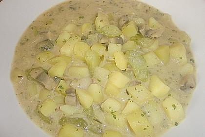 Kartoffel - Pilz - Gulasch 17