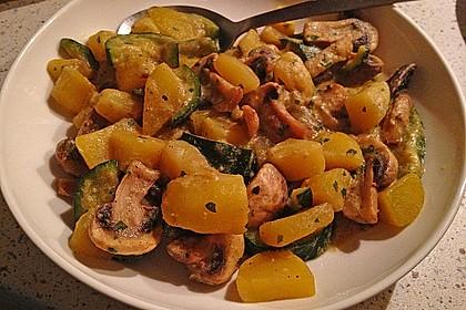 Kartoffel - Pilz - Gulasch 3