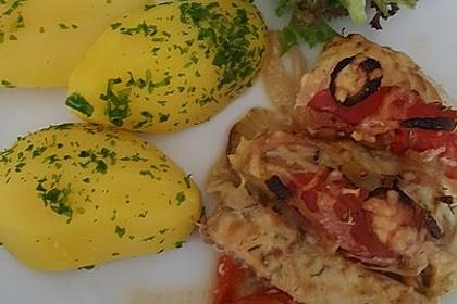 Tomaten-Seelachs 11