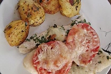 Tomaten-Seelachs 7