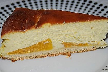 Aprikosen - Sahnerahm - Kuchen 9