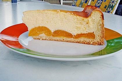 Aprikosen - Sahnerahm - Kuchen 8
