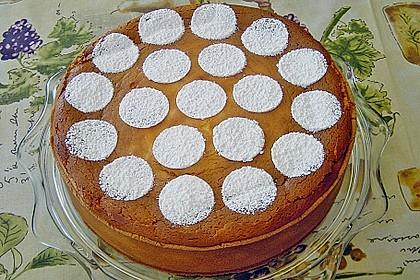 Aprikosen - Sahnerahm - Kuchen 6