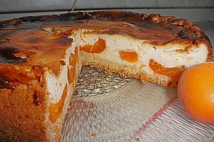 Aprikosen - Sahnerahm - Kuchen 11