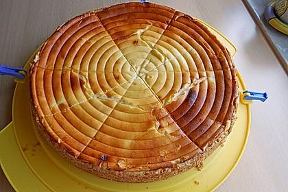 Aprikosen - Sahnerahm - Kuchen 12