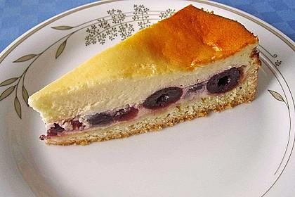 Aprikosen - Sahnerahm - Kuchen 5