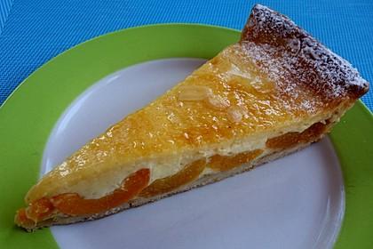Aprikosen - Sahnerahm - Kuchen 14