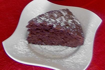 Isas leichter Schokoladenkuchen 2