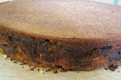 Marzipan - Schicht - Torte 3