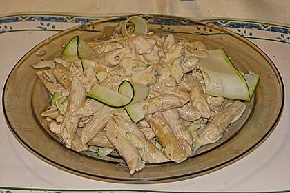 Pasta mit Krabben