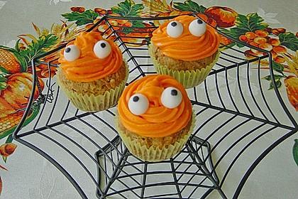 Apfel - Muffins mit  Rosinen 2