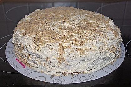 Apfel - Mohn - Marzipan - Torte 12