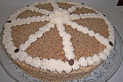 Apfel - Mohn - Marzipan - Torte 1