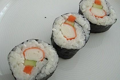 Dicke Sushi - Rollen 2