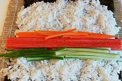 Dicke Sushi - Rollen 4