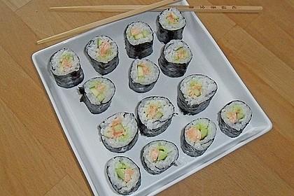 Dicke Sushi - Rollen 1