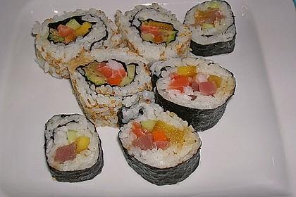 Dicke Sushi - Rollen 5