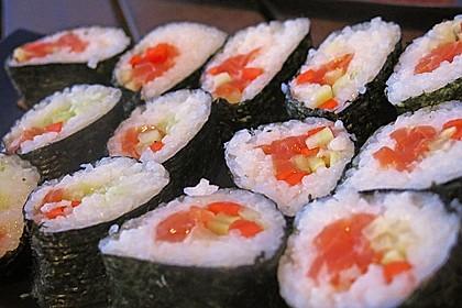 Dicke Sushi - Rollen 3