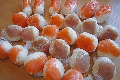 Sushi - Bällchen 4