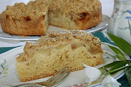 Apfelkuchen mit Butterstreuseln 45