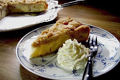 Apfelkuchen mit Butterstreuseln