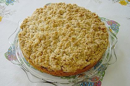 Apfelkuchen mit Butterstreuseln 14