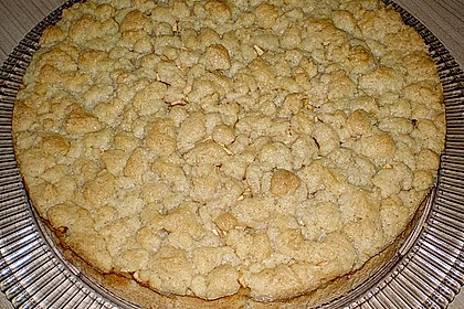 Apfelkuchen mit Butterstreuseln 27