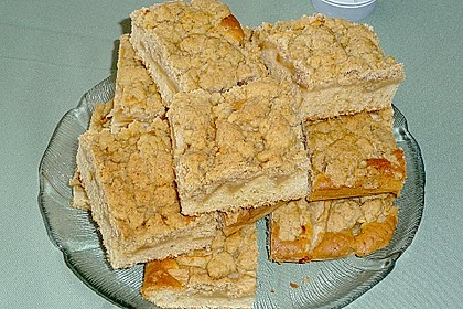 Apfelkuchen mit Butterstreuseln 5