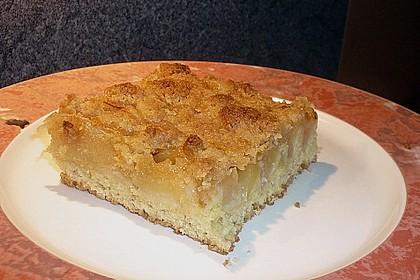 Apfelkuchen mit Butterstreuseln 20