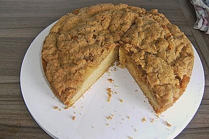 Apfelkuchen mit Butterstreuseln 51