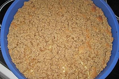 Apfelkuchen mit Butterstreuseln 89