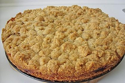 Apfelkuchen mit Butterstreuseln 36