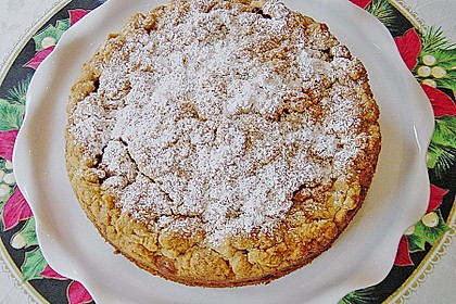 Apfelkuchen mit Butterstreuseln 38