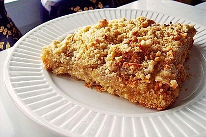 Apfelkuchen mit Butterstreuseln 54