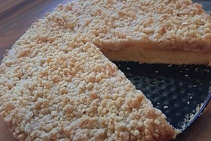 Apfelkuchen mit Butterstreuseln 17