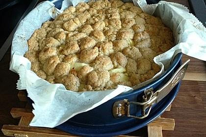 Apfelkuchen mit Butterstreuseln 49