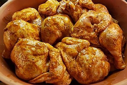 Marinade für Hähnchen 8