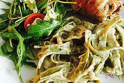 Schweineroulade mit Pilz - Käsefüllung und Baconhülle 1