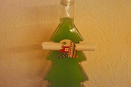 Grüner Glühwein 1