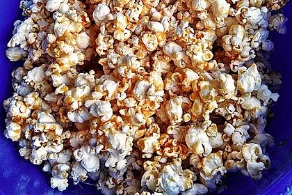 Leckeres und süßes Popcorn 4