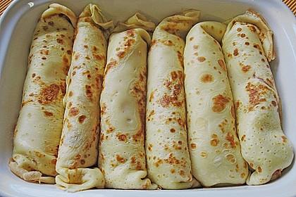 Überbackene Pfannkuchen 7