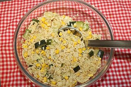 Reis-Mais-Pfanne (Bild)